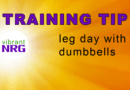 Leg Day With Dumbbells
